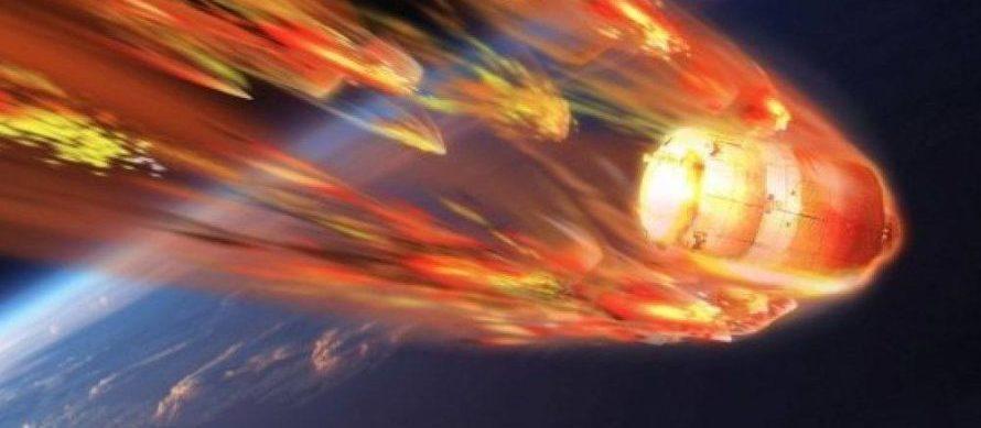 Attestis détecte la chute de débris de la station spatiale Tiangong-1