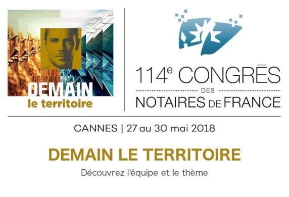 Attestis participe au 114ème Congrès des notaires de France