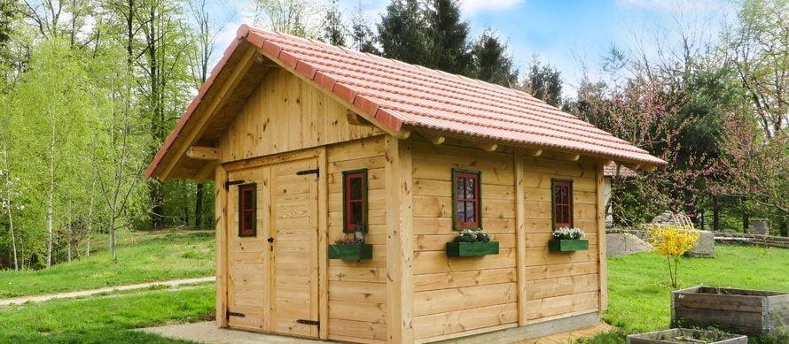 Abri de jardin : faut-il un permis de construire ?