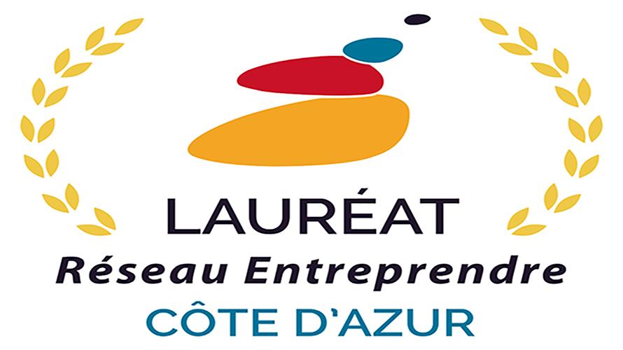 Guilhem Ensuque, Fondateur d'Attestis, Lauréat 2018 du Réseau Entreprendre®  Côte d'Azur !