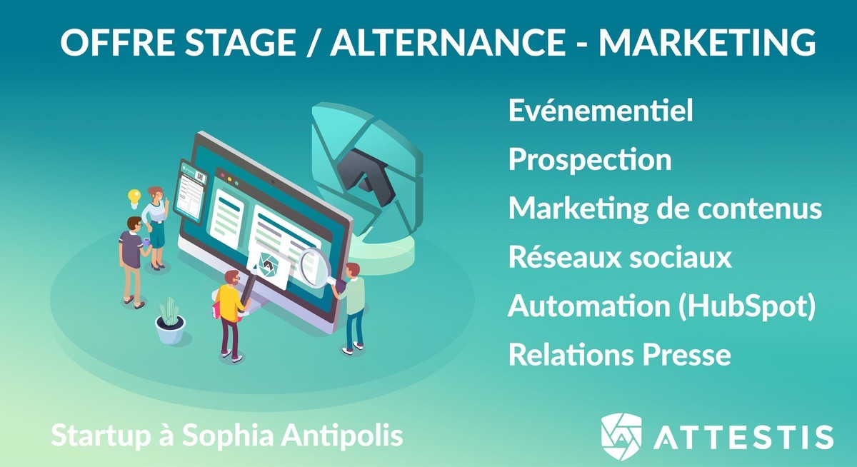 offre stage alternance marketing 2018