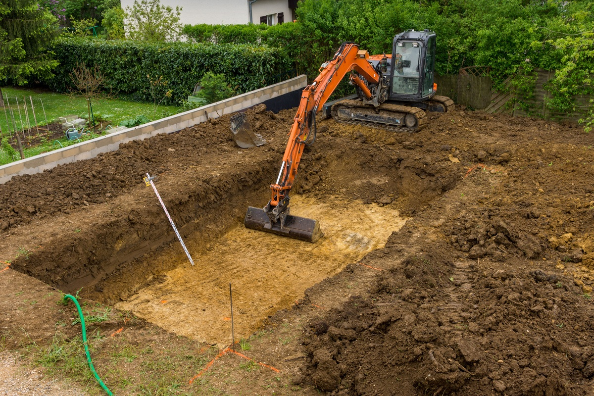 piscine construction