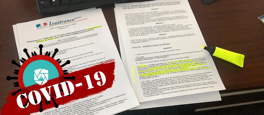 Le délai de recours contre les permis de construire à nouveau modifié (ordonnance 2020-427)