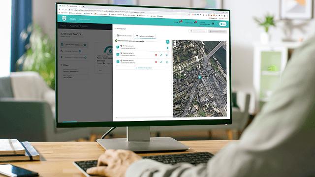 innovation pour les promoteurs immobilier : la plateforme web SaaS pour gérer l'affichage de vos permis de construire