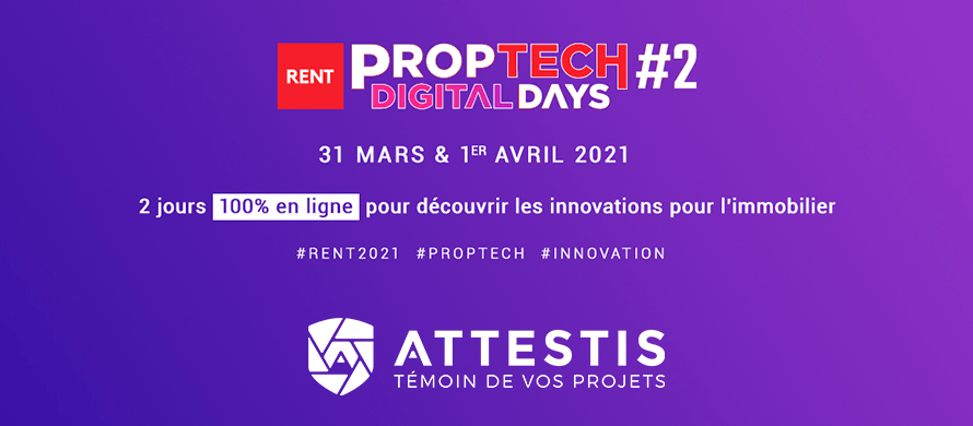 Innovation pour promoteur immobilier : participez aux Proptech Digital Days